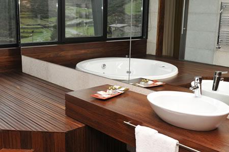 vue salle de bain rénovation