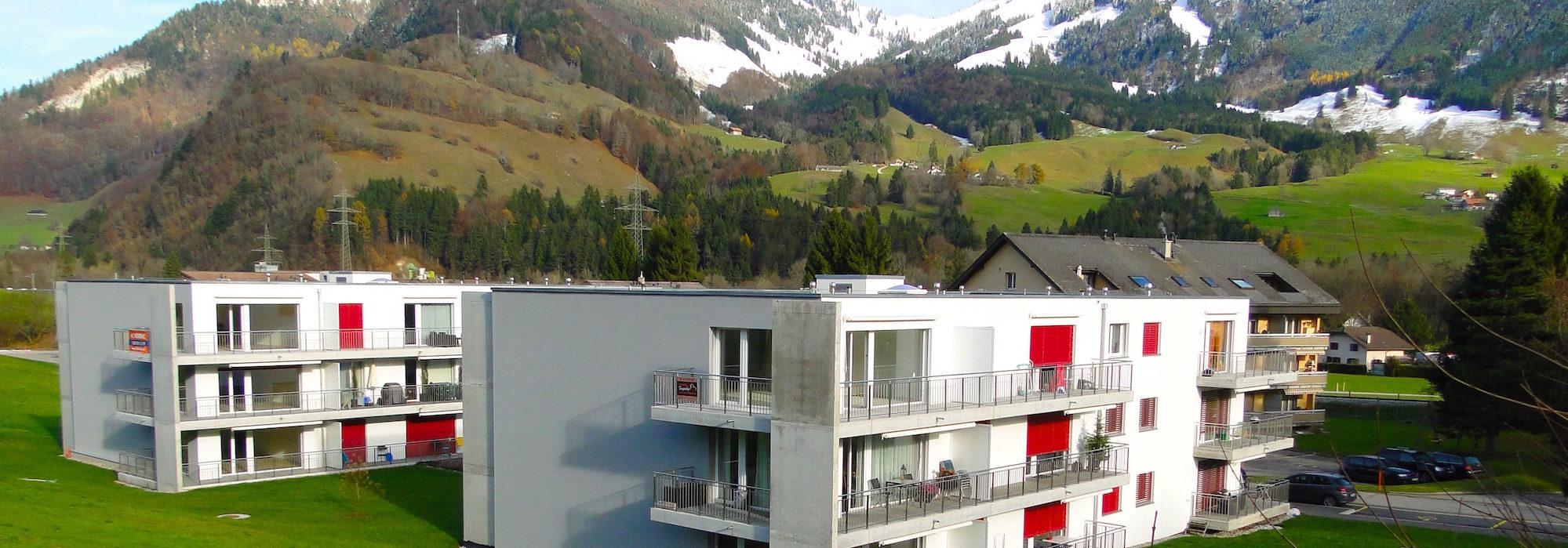 Enney – Gruyères, plus que 5 appartements à vendre